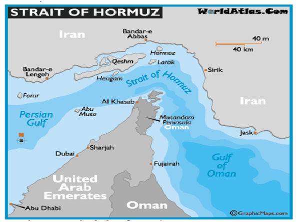 433 3 strait of hormuz